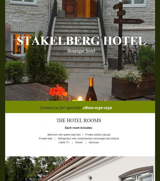 Stakelberg hotel